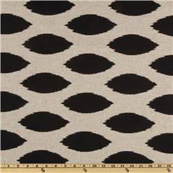 Premier Prints Chipper Black/Denton Fabric