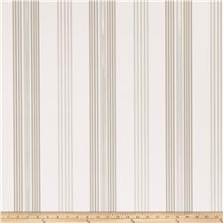 Fabricut 50081w Lumi Stripe Wallpaper Gray Flannel 01 (Double Roll)
