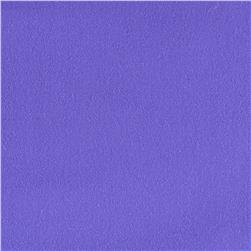 Activewear Light Knit Solid Purple