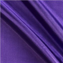 58'' China Silk Polyester Lining Purple