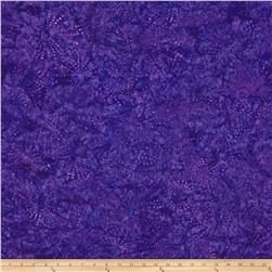 Wilmington Batik Sparklets  Dark Purple