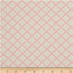 Moda Guernsey Kit Flower Plaid Linen