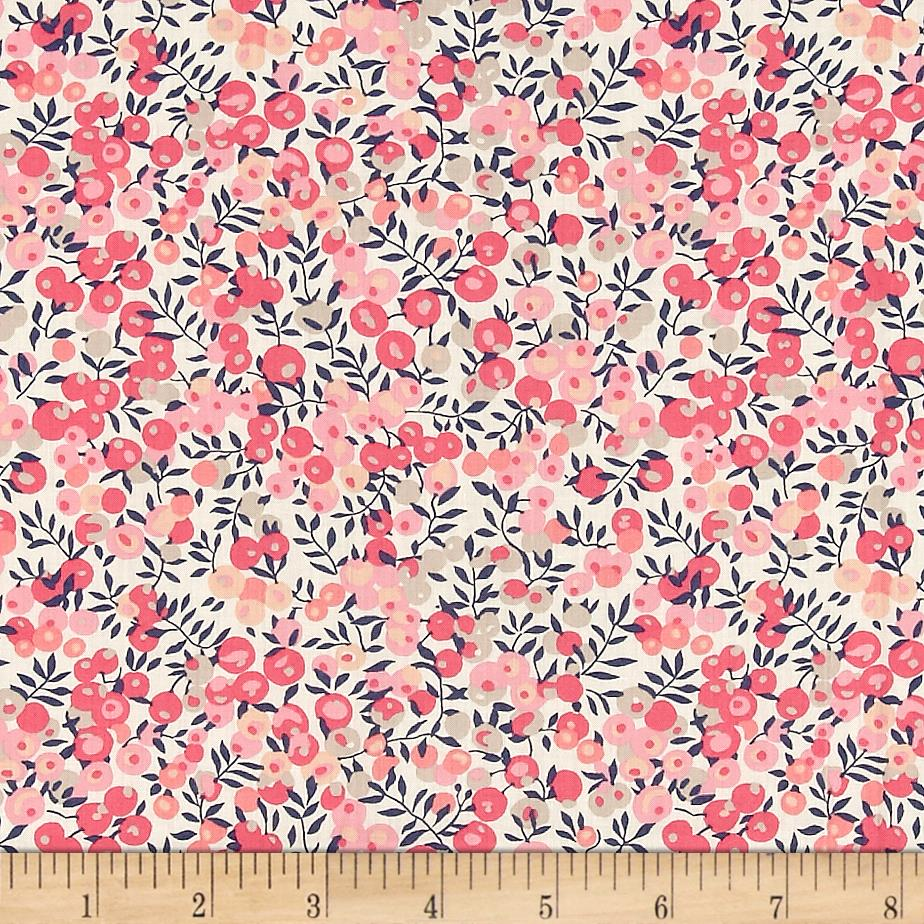 Liberty of London Classic Tana Lawn Wiltshire Pink