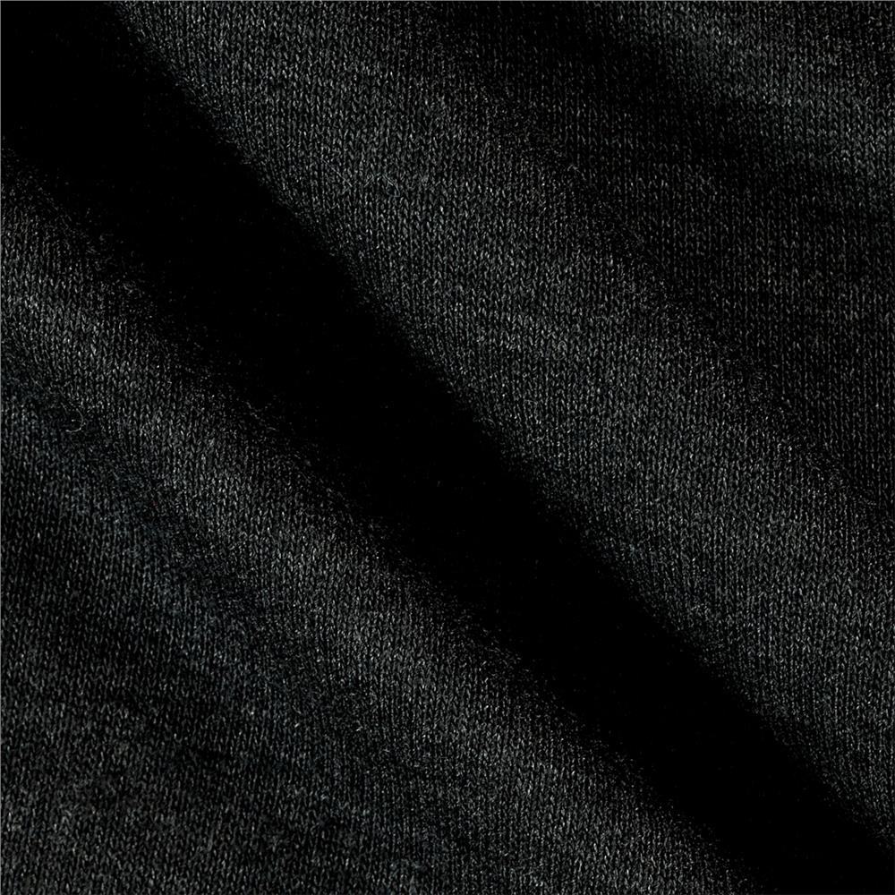 Sweater Knit Charcoal Gray
