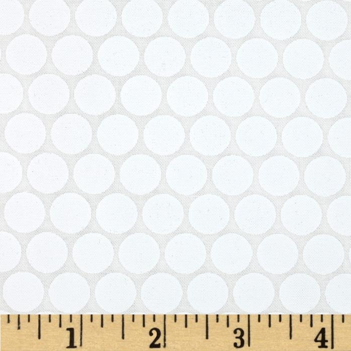 Tonal Dots White