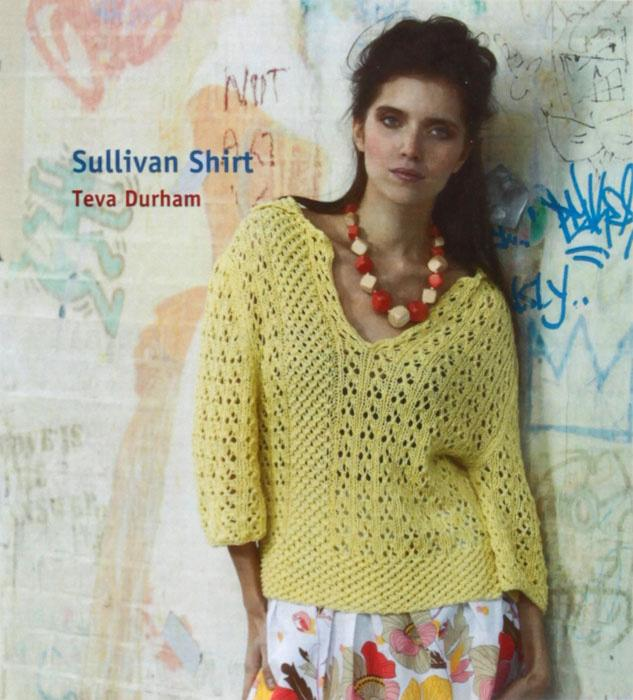Loop-d-Loop Sullivan Shirt Knitting Pattern
