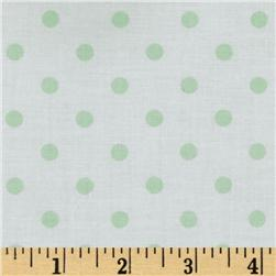 Baby Bunting Positive Dot Green