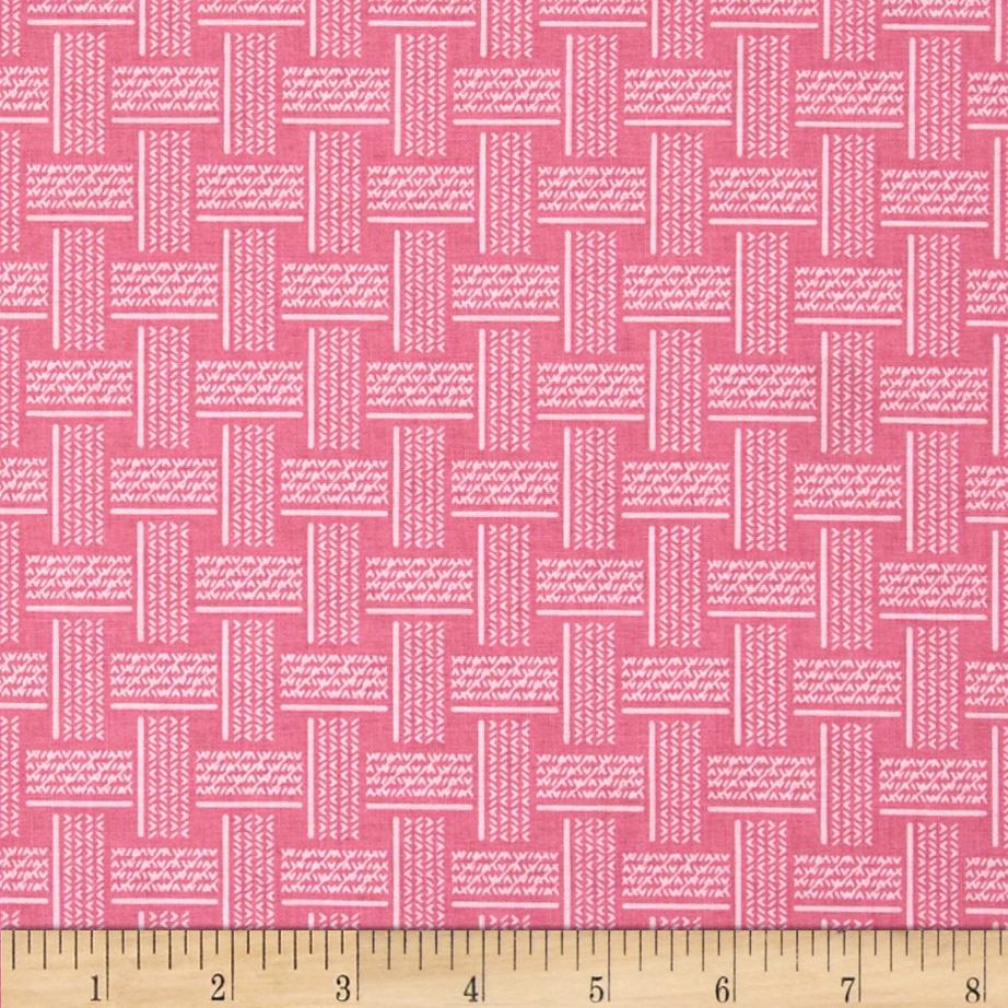 Anna Griffin Olivia Woven Pink