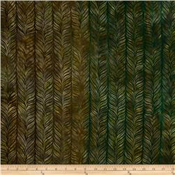 Artisan Batiks Elementals Horizontal Feather Forest