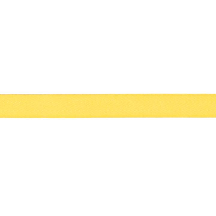 "5/8"" Twill Tape Ribbon Yellow"