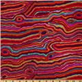 Kaffe Fassett Fall 2012 Collective Jupiter Red