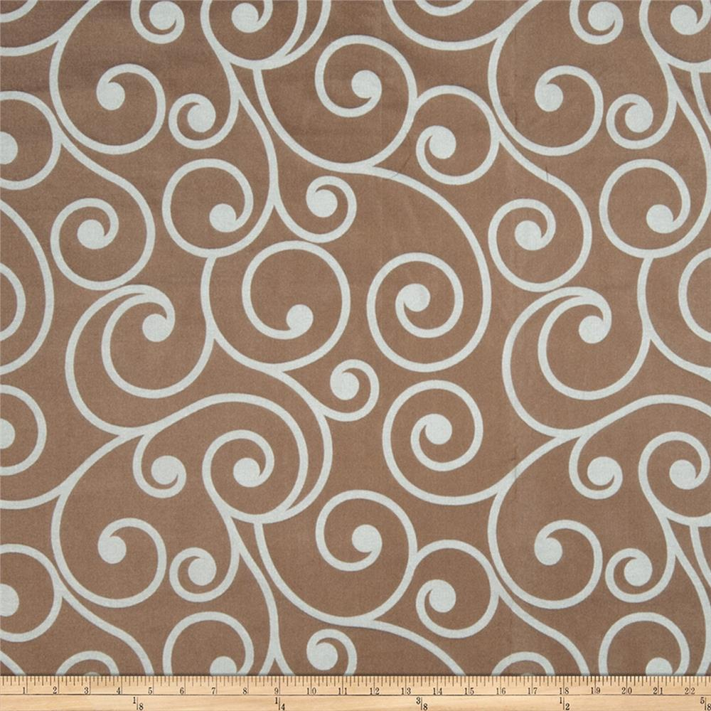 Fabricut Asterion Faux Silk Mineral
