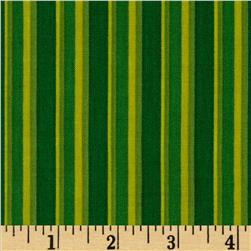 Meadow Melody Stripes Green