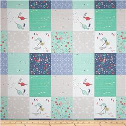 Riley Blake Saltwater Patchwork Blue