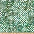 Artisan Batiks Bubbles Bubble Dots Aloe