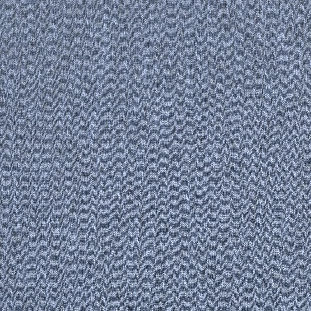 Heathered Polyester Shirting Ice Blue
