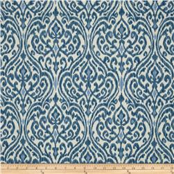 Waverly Srilanka Ikat Indigo Fabric