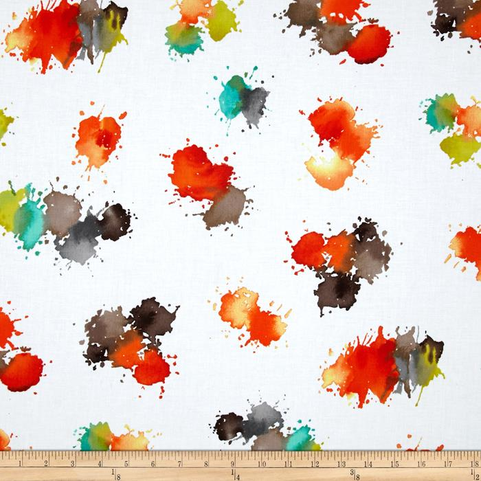 Michael Miller Painterly Color Drops Retro