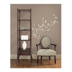 Silver Dollar Branch Wall Decal