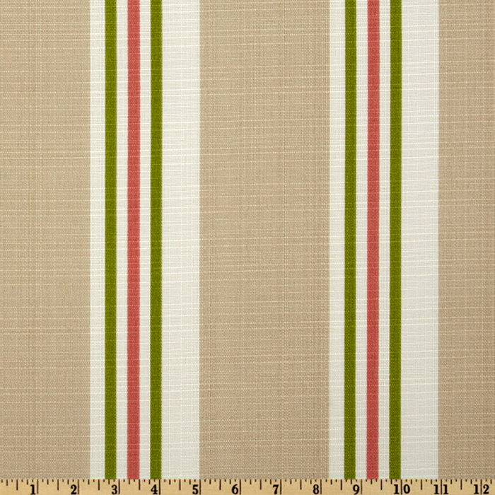 Richloom Solarium Outdoor Manzi Sand Home Decor Fabric