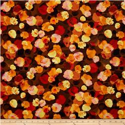 "Potpourri Digital 108"" Brown/Rust"