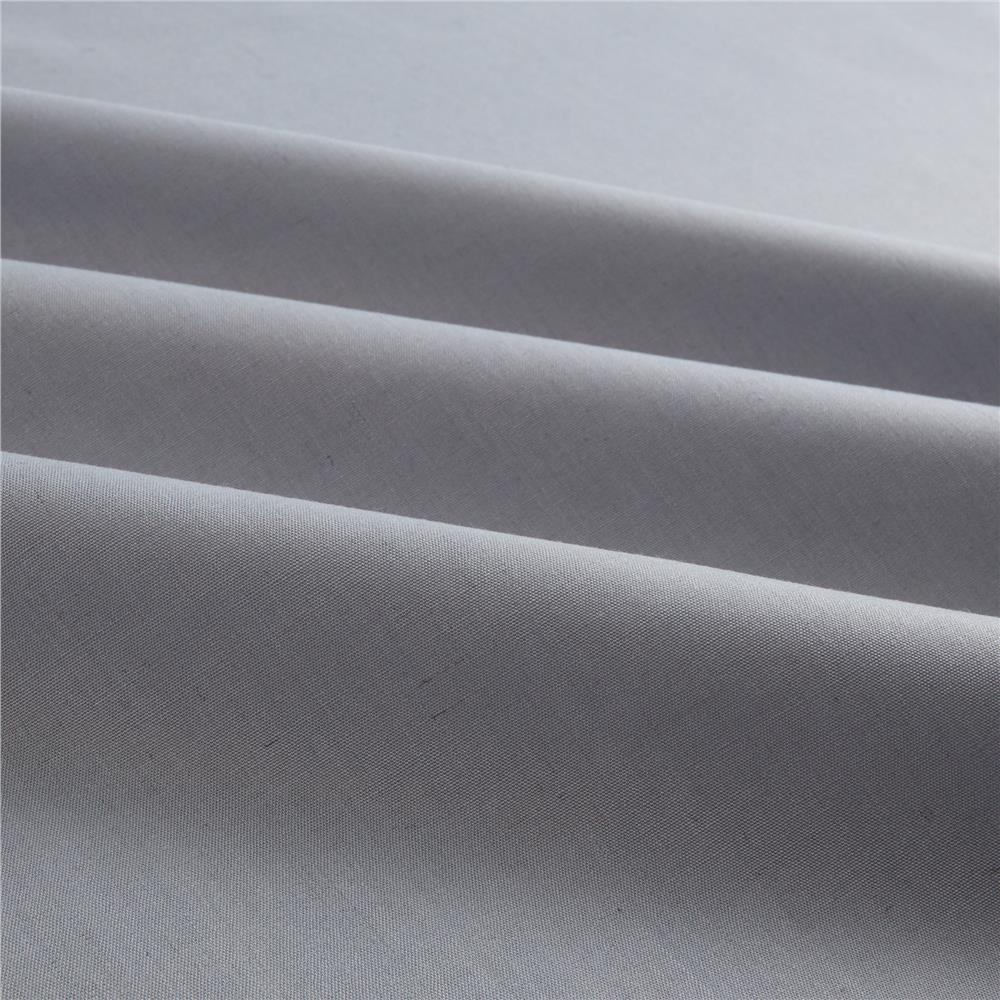 60'' Poly Cotton Broadcloth Silver Fabric By The Yard