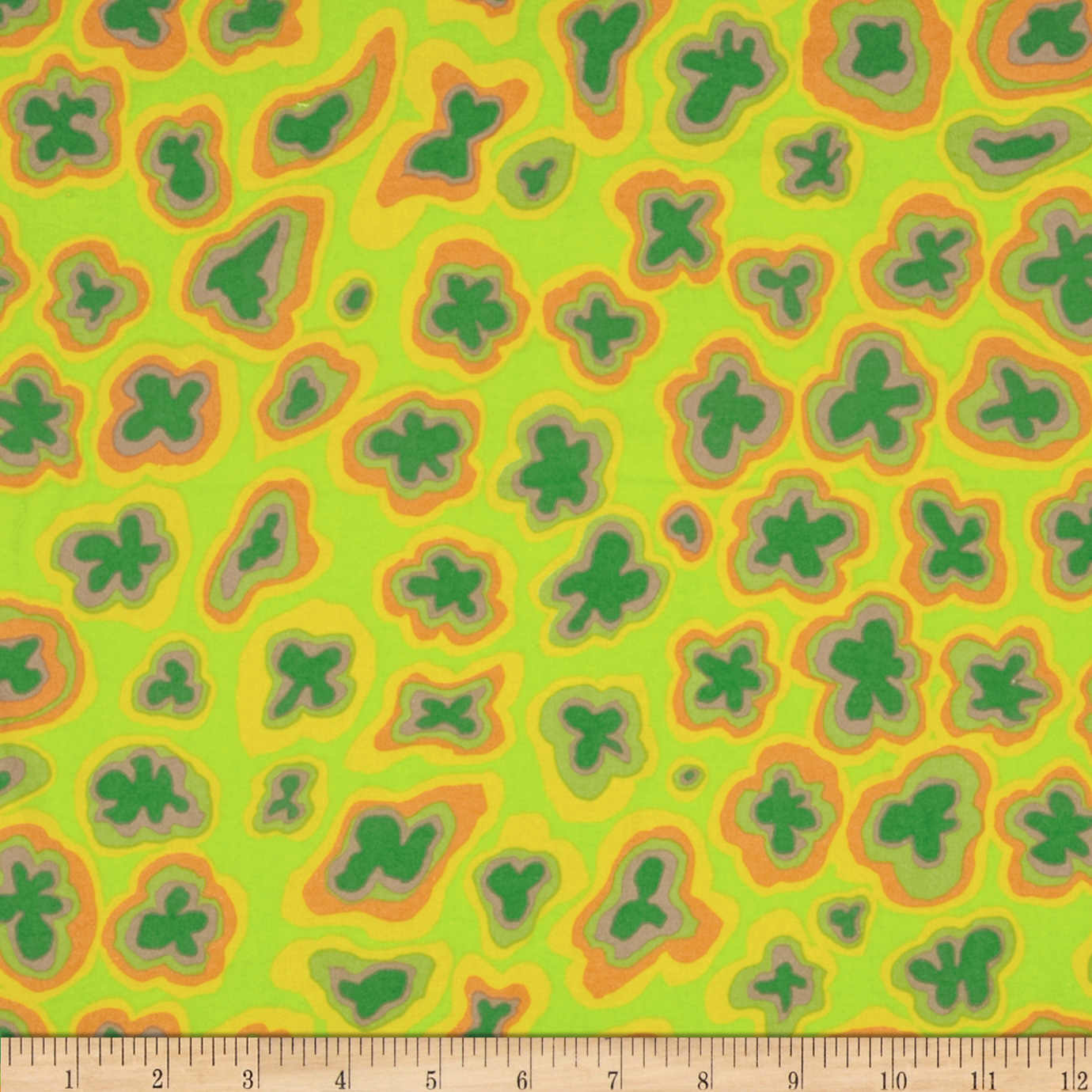 Brandon Mably Spring 2011 Flannel Petra Lime