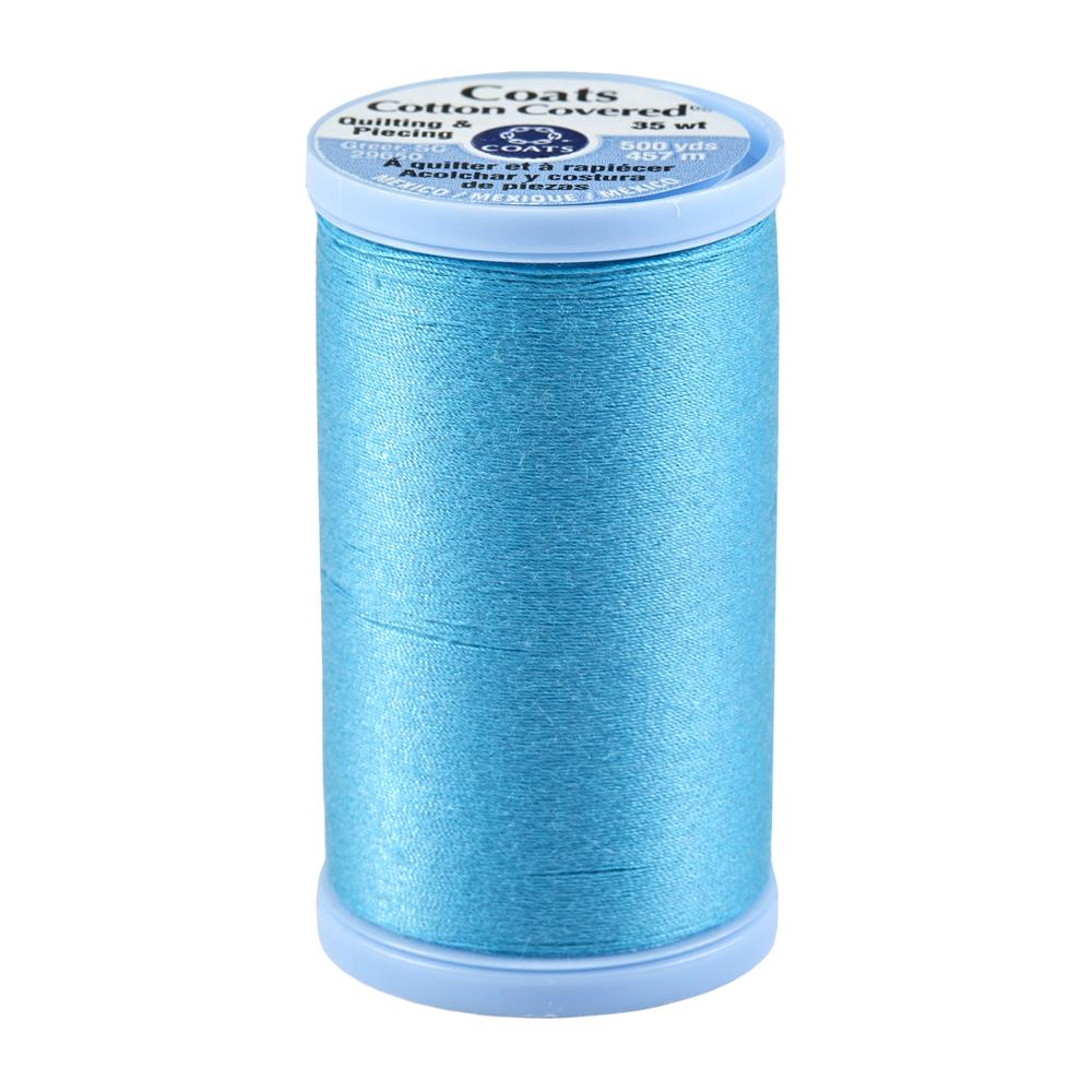 Coats & Clark Cotton Covered Quilting & Piecing Thread 500 Yds. Parakeet
