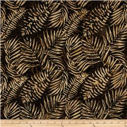 Island Batik Fern Honey