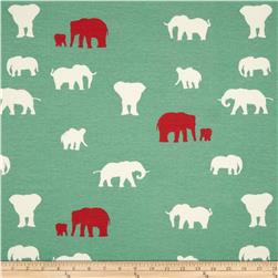 Birch Organic Serengeti Interlock Knit The Herd Pool