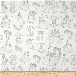 Disney Princess Toile Stone