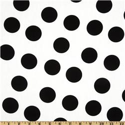 Pimatex Basics Jumbo Dot White/Black