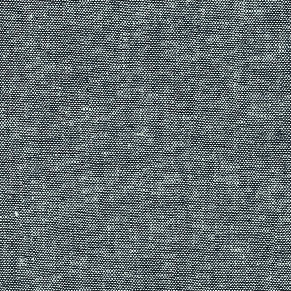 Kaufman Essex Linen Blend Yarn Dyed Indigo