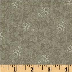Summit Texture Floral Grey