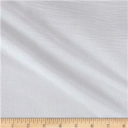 Cotton Bubble Gauze White