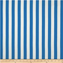 World Wide Striped Lines Azure