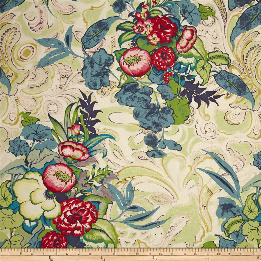 Anna Griffin Mirabelle Collection Painted Garden Green