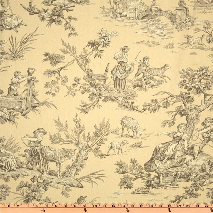 Covington Musee Toile Natural