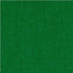 Designer Polyester Single Knit Printed Kelly Green