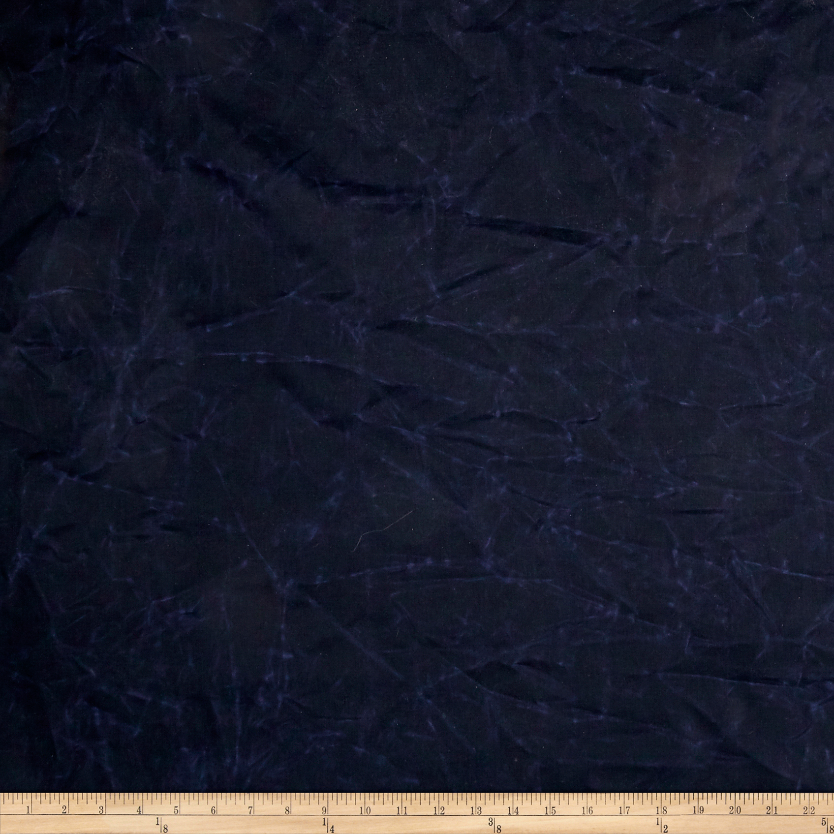 9.9 oz Waxed Canvas Navy Fabric by Carr in USA
