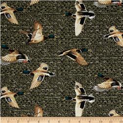 Realtree Ducks Allover Multi
