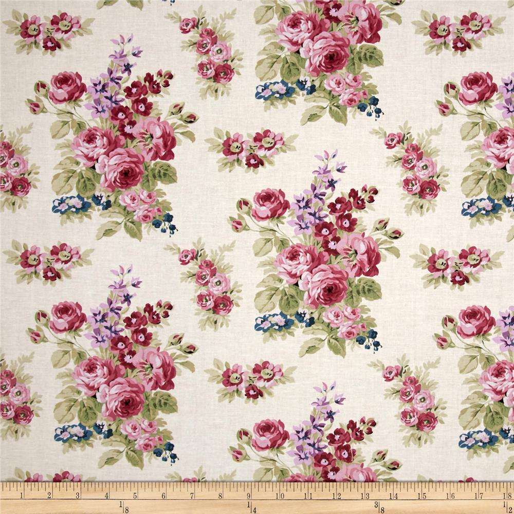 Anne of Green Gables Floral Cream