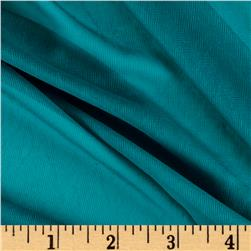 Nylon Mesh Tricot Teal