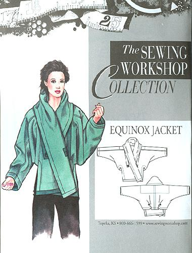 The Sewing Workshop Equinox Jacket Pattern