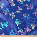 Indian Batiks Butterfly Blue