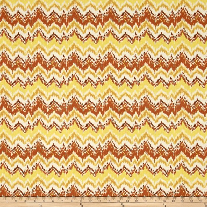 Sunshine Chevron Yellow
