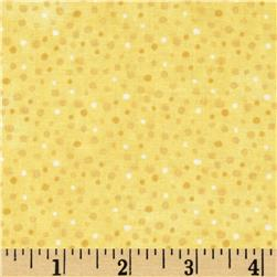 Essentials Petite Dots Light Yellow