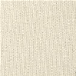 Upholstery Canvas Solid Cream