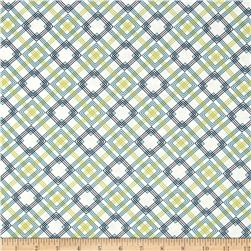 Michael Miller Rustique Adirondack Teal Fabric