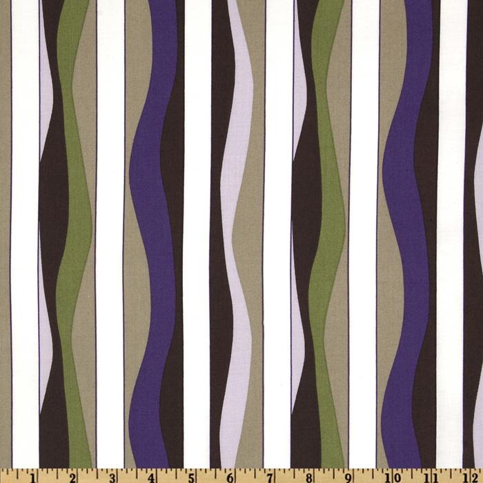 Mod 2010 Collection Stripe Grape